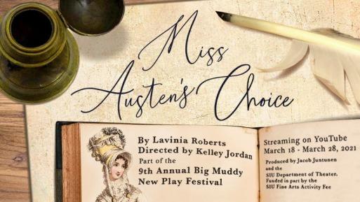 Miss Austen's Choice