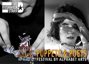 Puppets and Poets Lab 2014