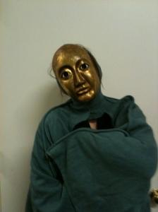 Ralph Lee's Mask