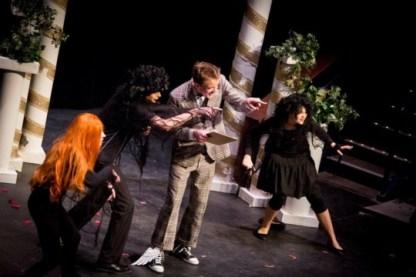 dancing with oylpians